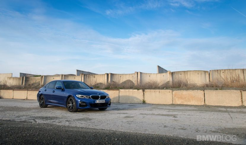 2019 BMW 330i test review 28 830x490