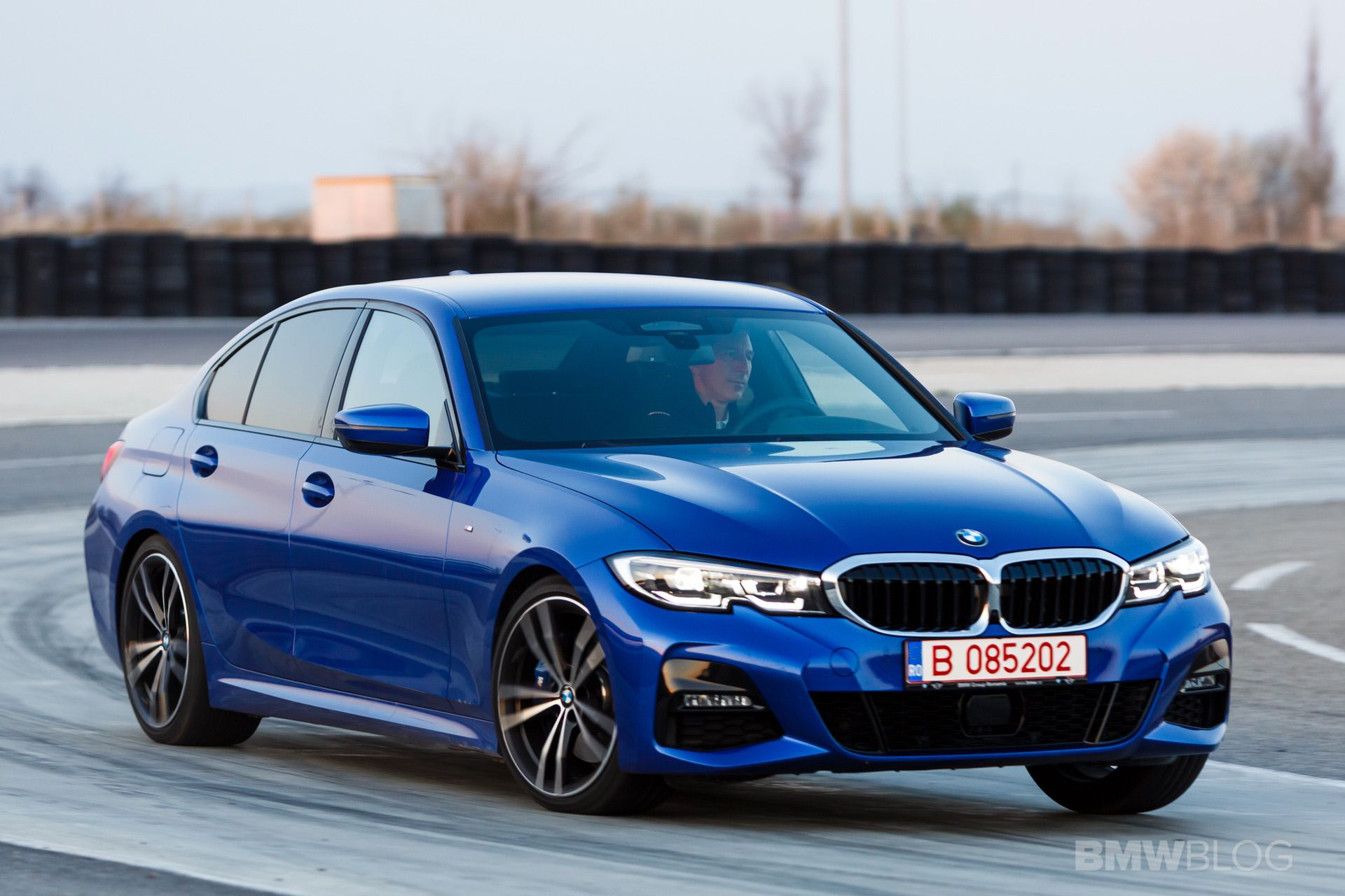 2019 BMW 330i test review 54