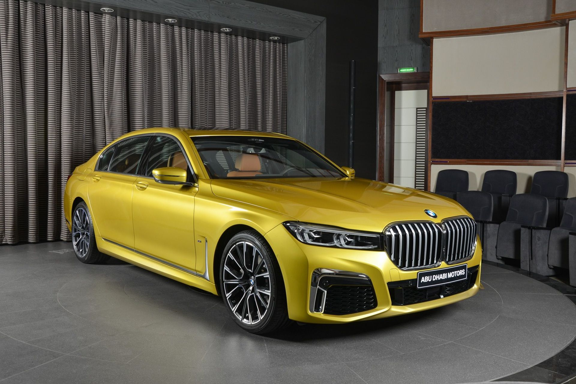 2019 Bmw 7 Series Facelift Gets The Individual Treatment With The