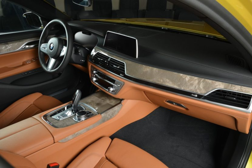 2019 BMW 7 Series Austin Yellow 07 830x553