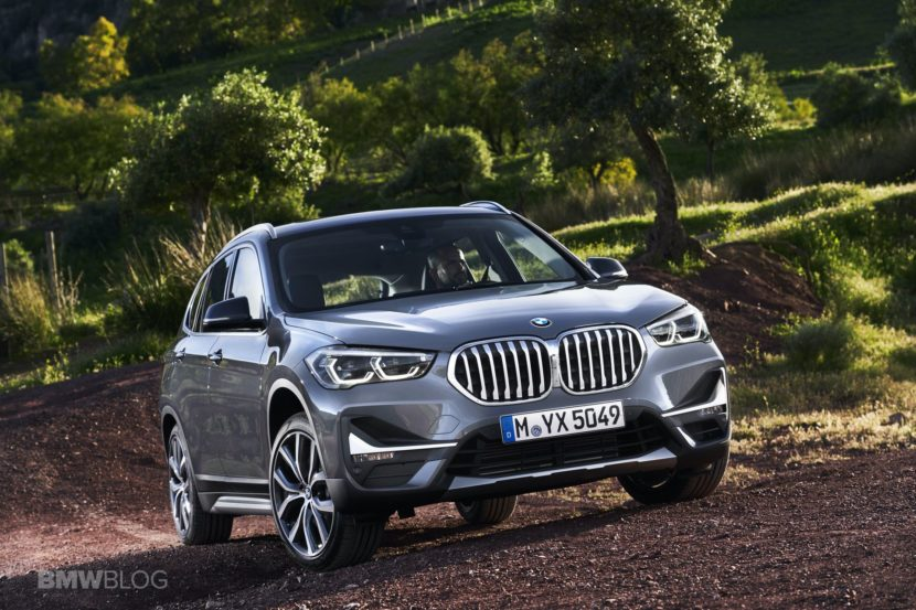 2019 BMW X1 Facelift 02 830x553