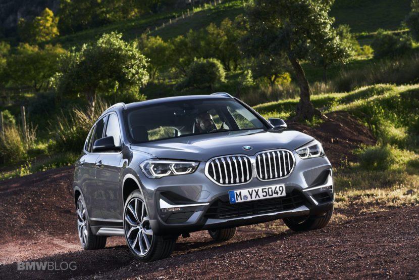 2019 BMW X1 Facelift 02 830x554
