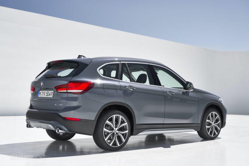 2019 BMW X1 Facelift 10 830x554