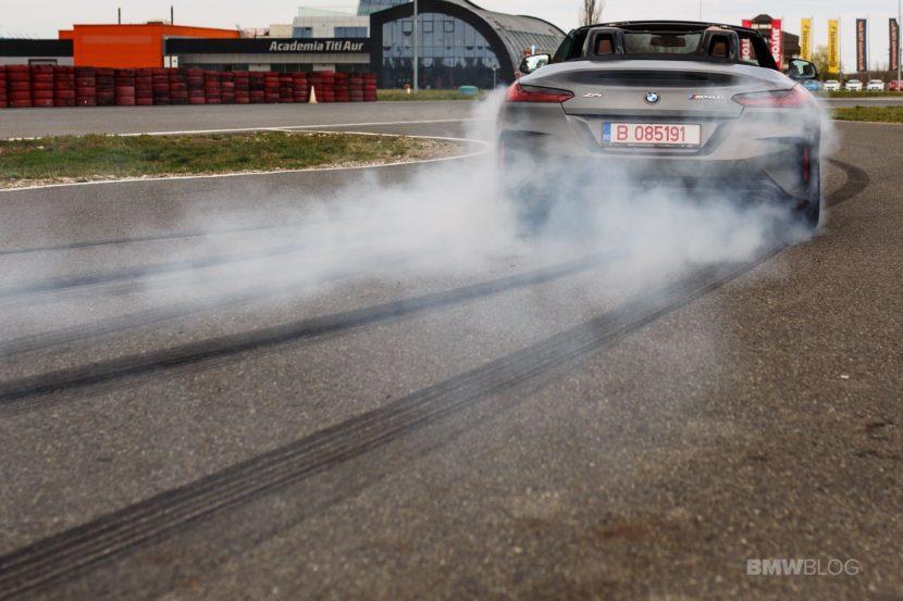2019 BMW Z4 test drive 04 830x553
