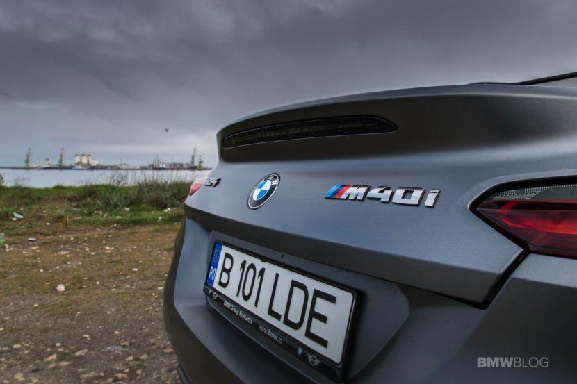 2019 BMW Z4 test drive 28 830x553