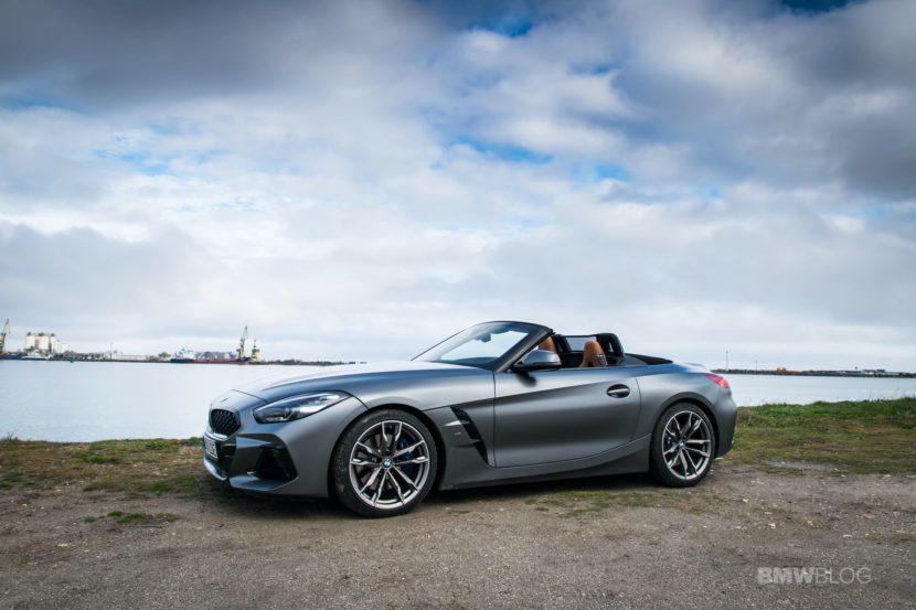 2019 BMW Z4 test drive 47 830x553