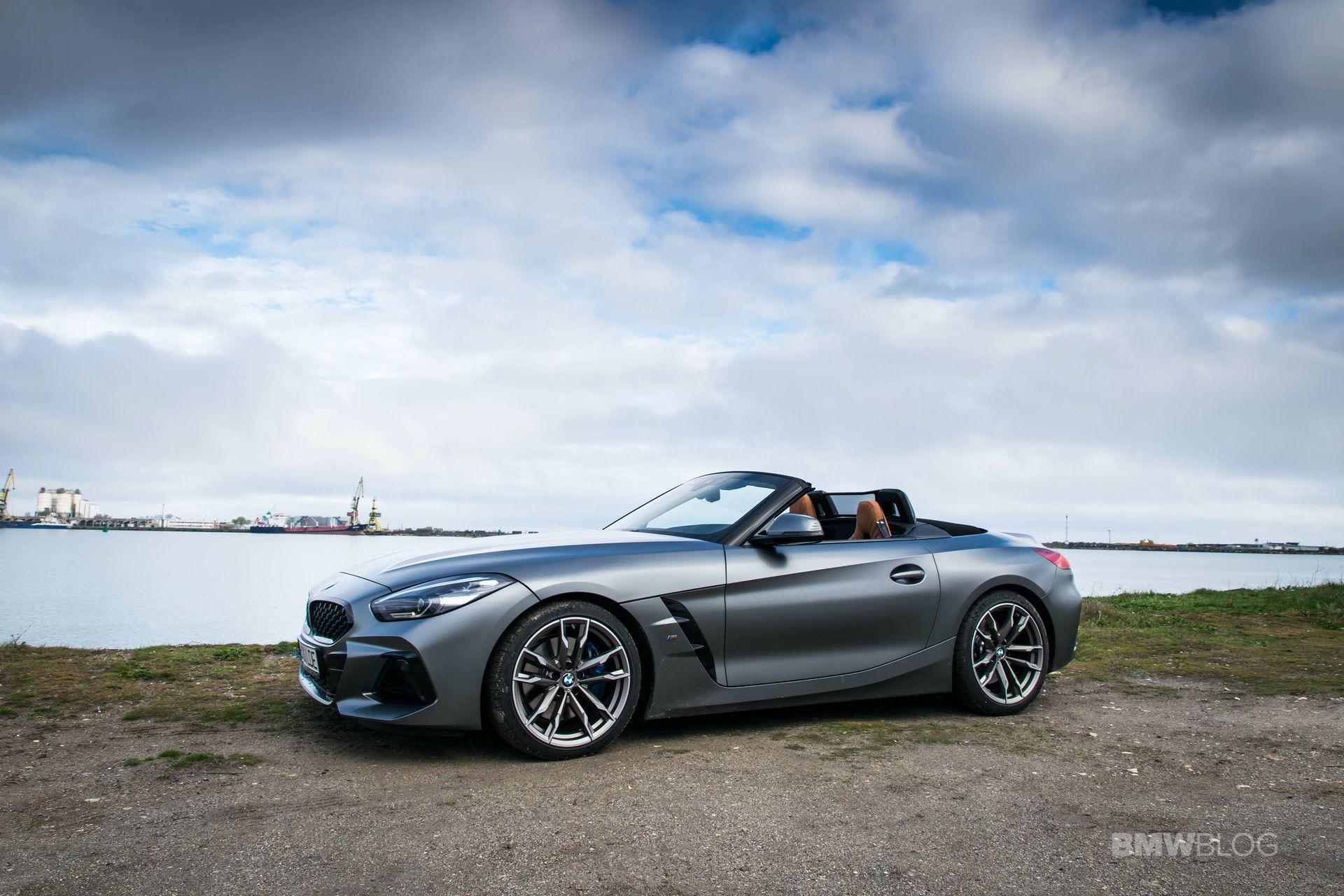 2019 BMW Z4 test drive 47