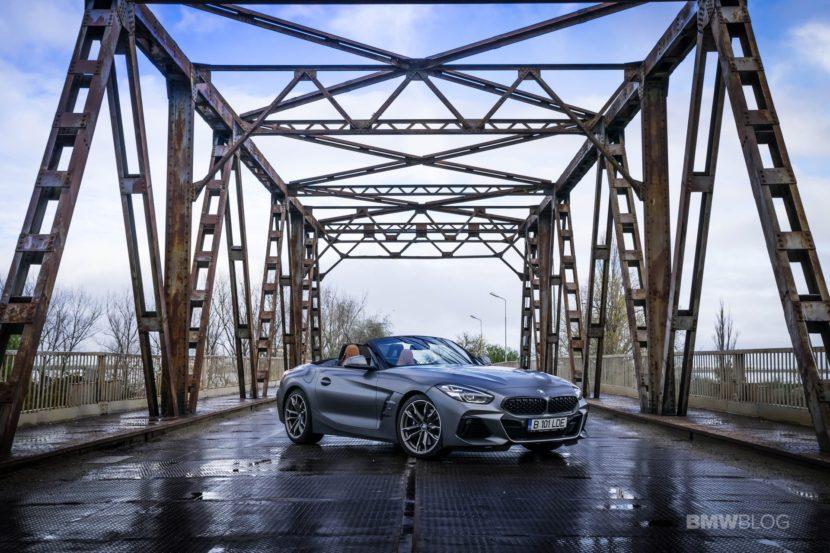 2019 BMW Z4 test drive 49 830x553