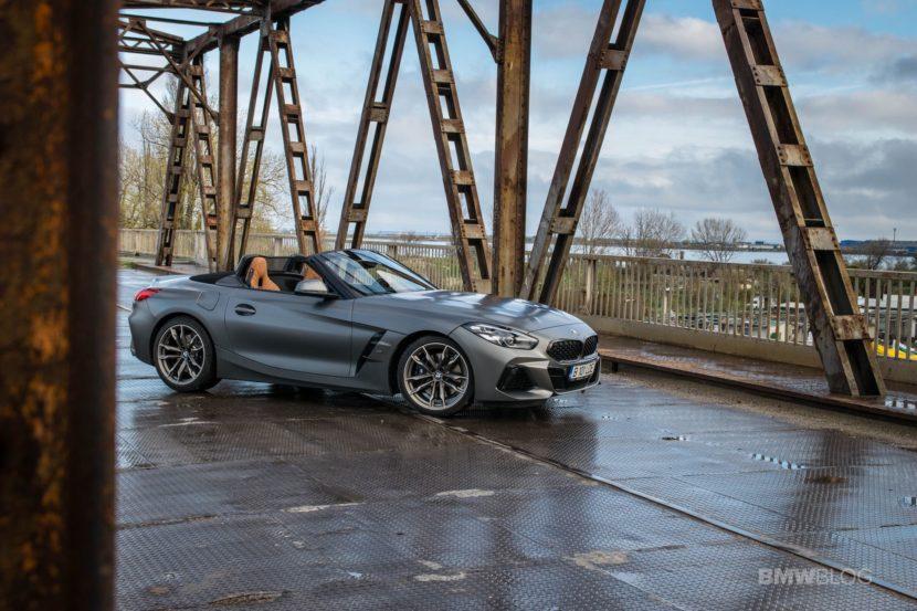 2019 BMW Z4 test drive 57 830x553