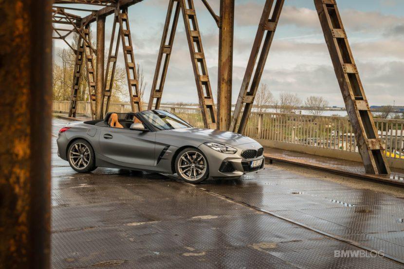 2019 BMW Z4 test drive 58 830x553