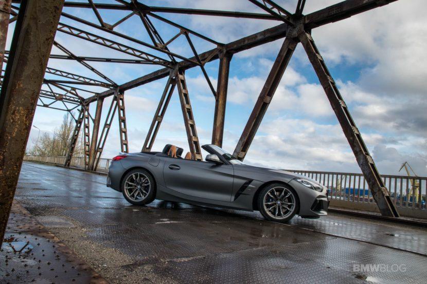 2019 BMW Z4 test drive 59 830x553