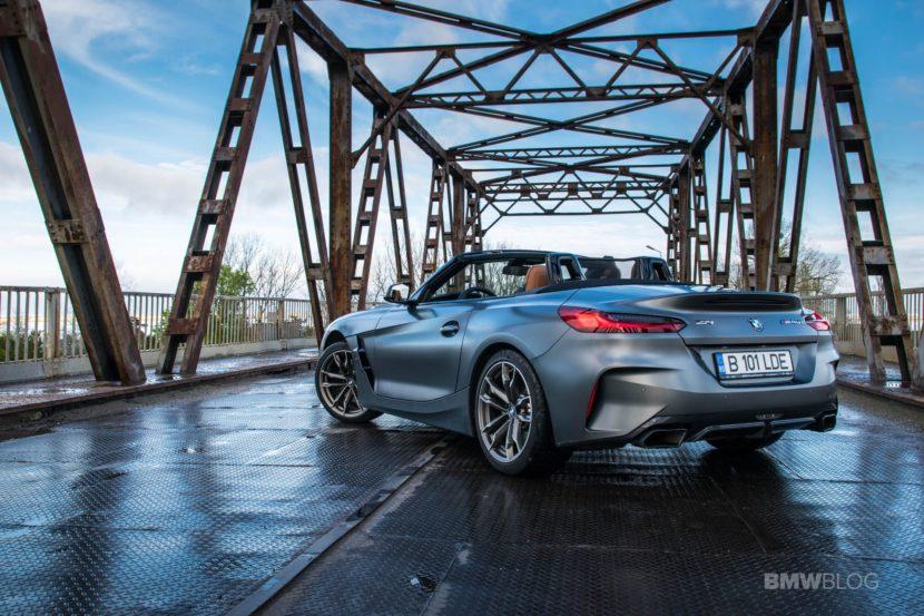 2019 BMW Z4 test drive 68 830x553