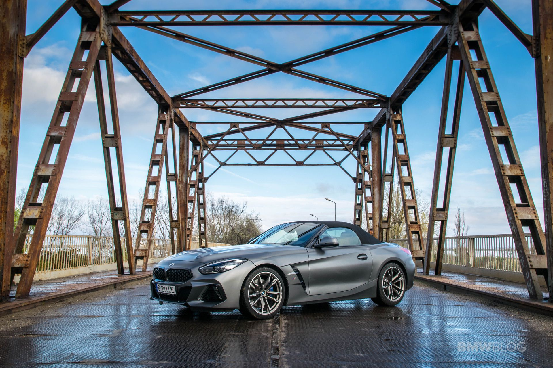 2019 BMW Z4 Gets Five Star Rating from Euro NCAP