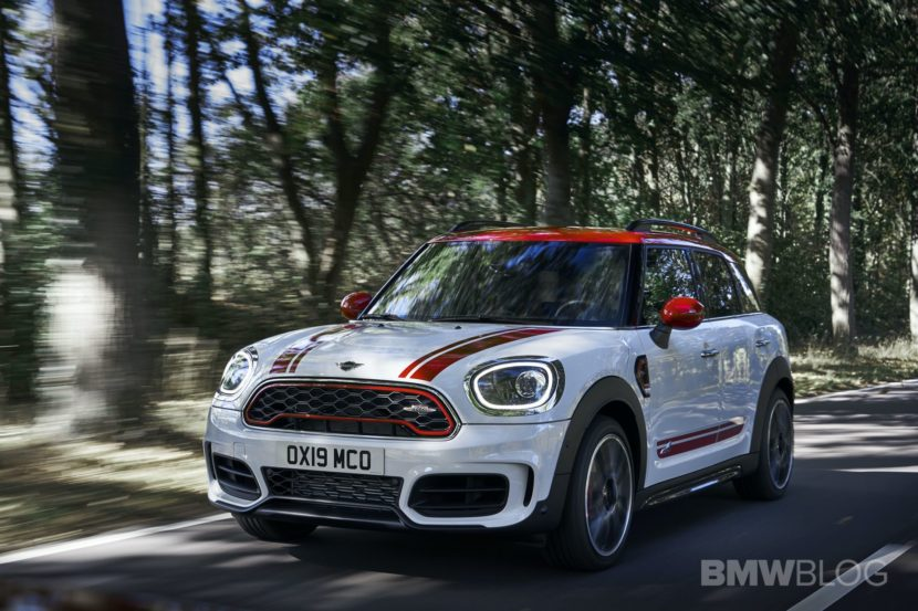 World Premiere 2019 Mini Jcw Clubman And Countryman With 306 Horsepower