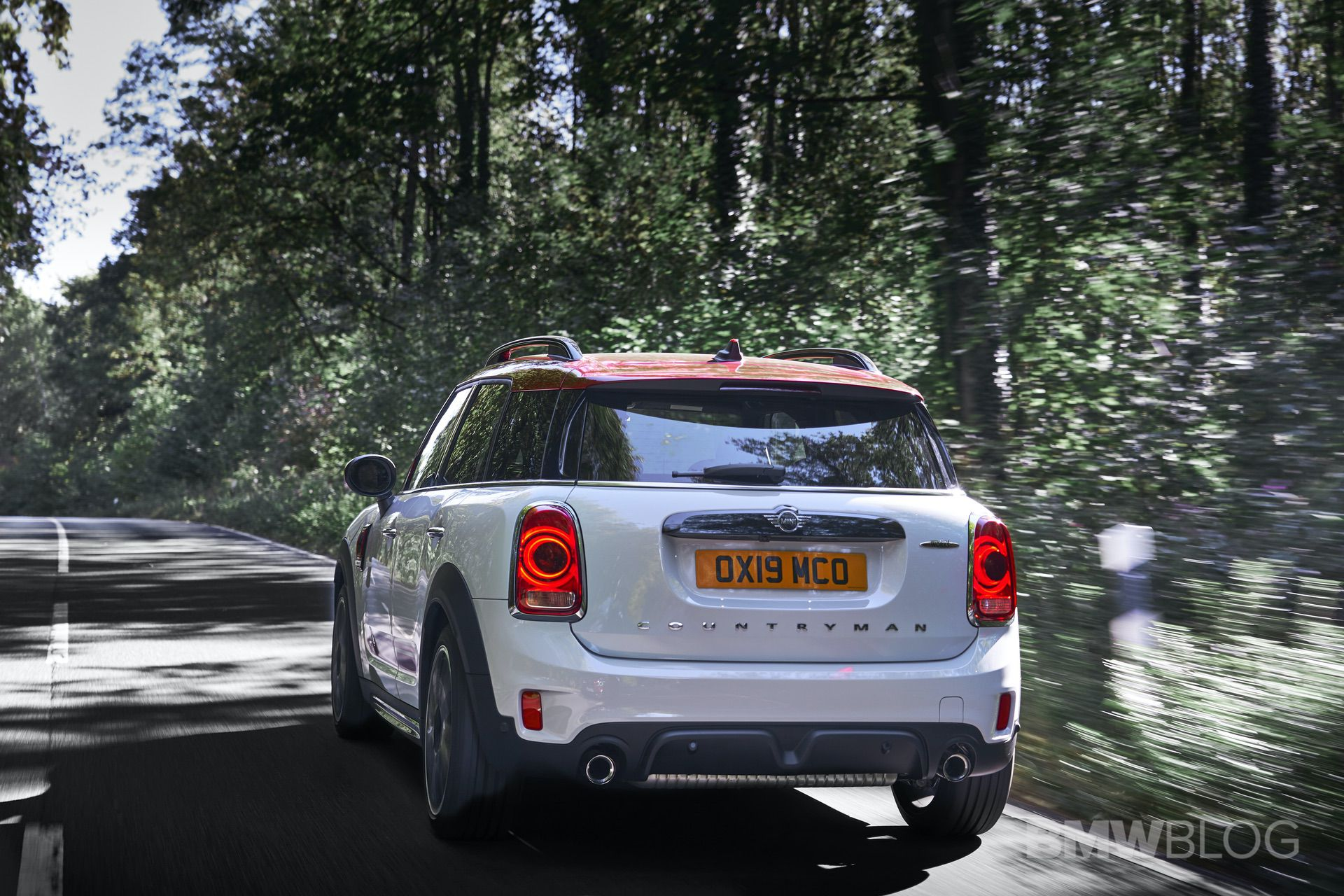 World Premiere 2019 Mini Jcw Clubman And Countryman With
