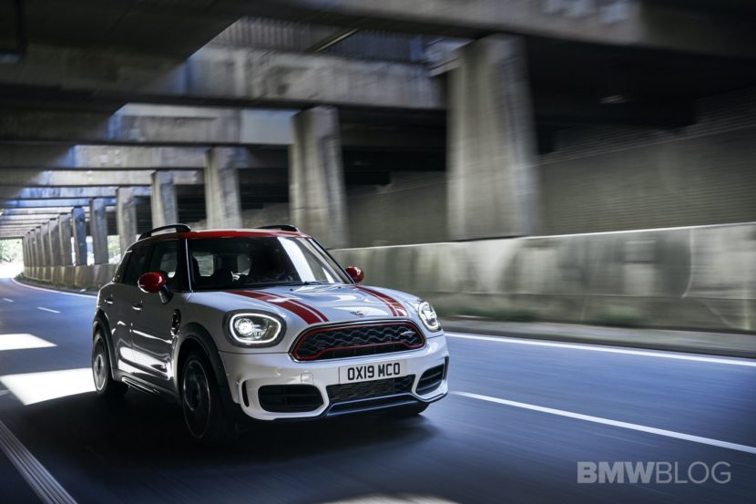 2019 MINI JCW Clubman and Countryman 12 830x553