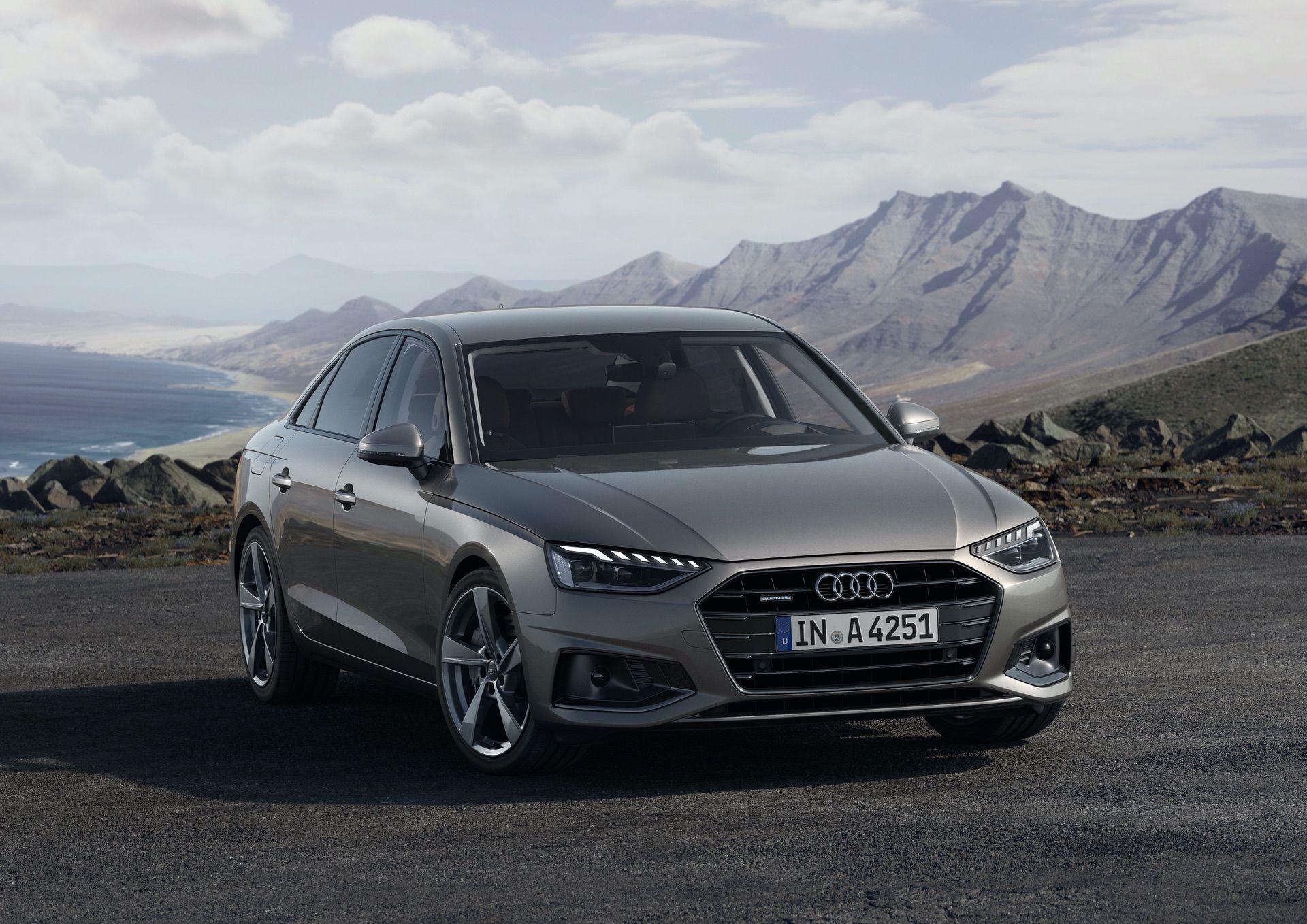 2020 Audi A4 sedan facelift 07