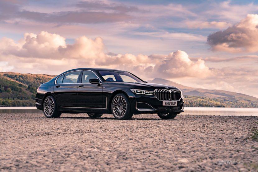 2020 BMW 730Ld 17 830x553