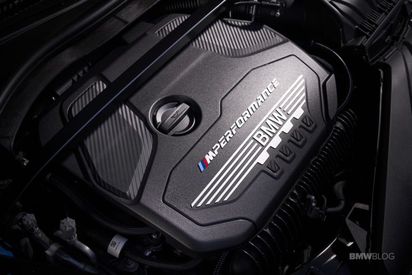 2020 BMW M135i xDrive Misano Blue 19 830x554
