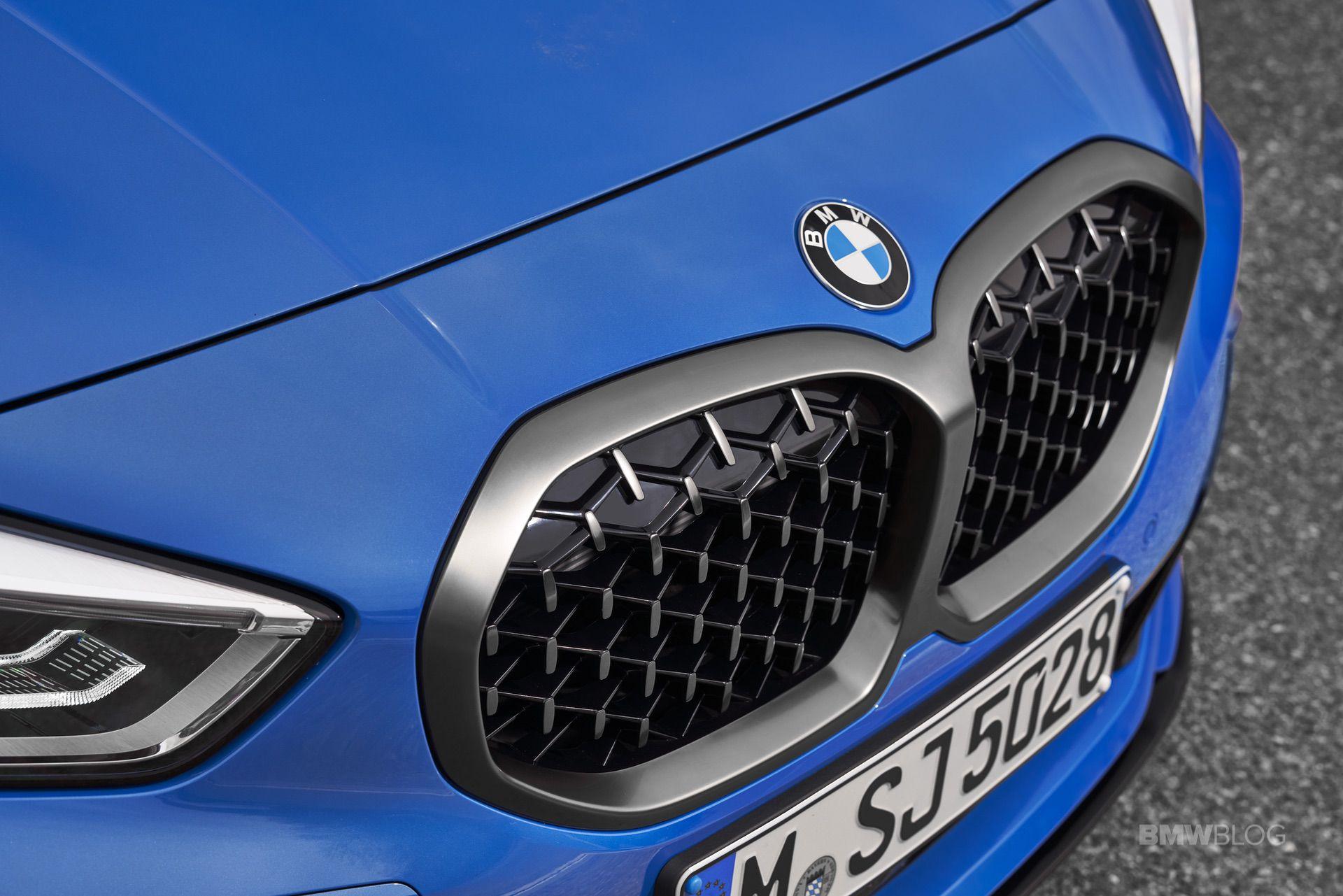 2020 BMW M135i xDrive Misano Blue 29