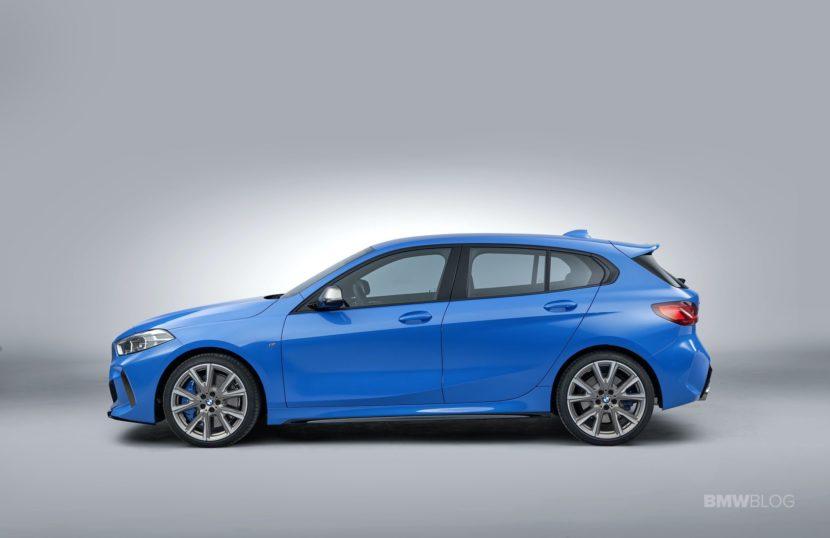 2020 BMW M135i xDrive exterior interior 05 830x538