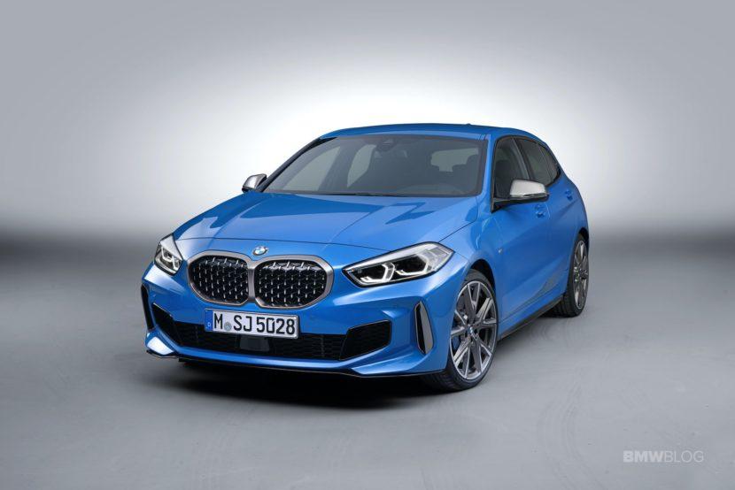 2020 BMW M135i xDrive exterior interior 06 830x554