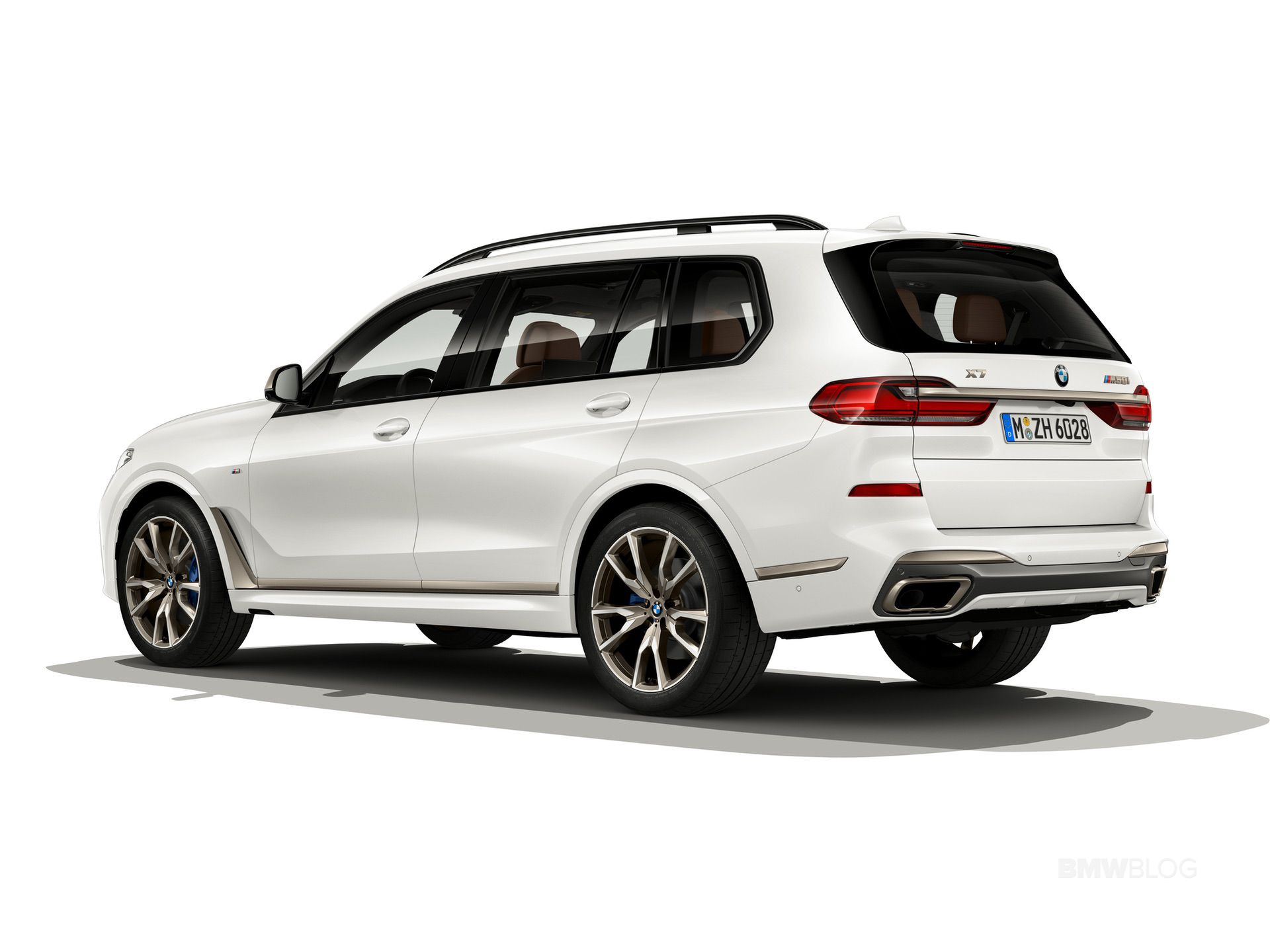 2020 BMW X7 Suv Series Engine