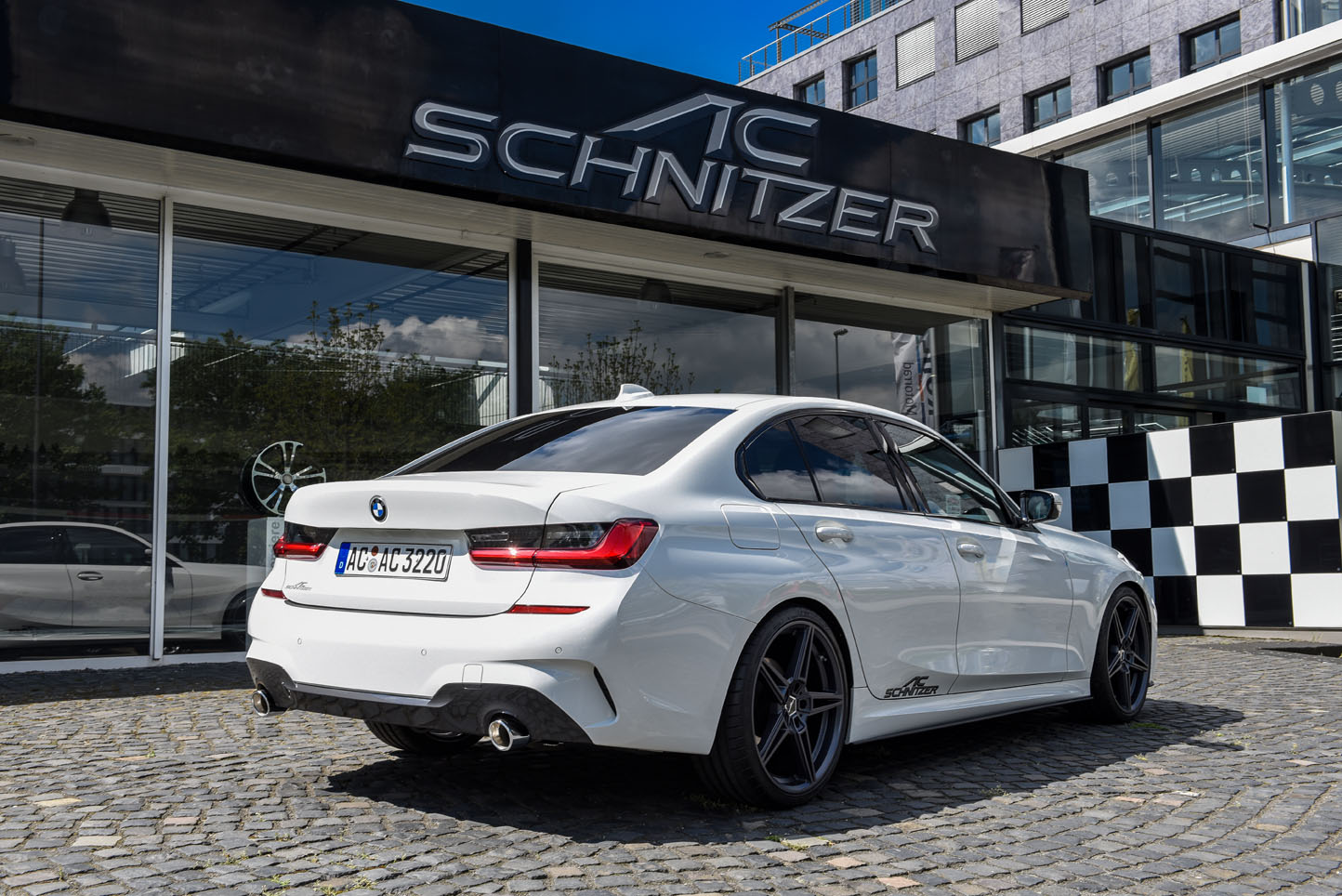 Ac Schnitzer Unveils Some Of Their Parts For The New Bmw 3 Series
