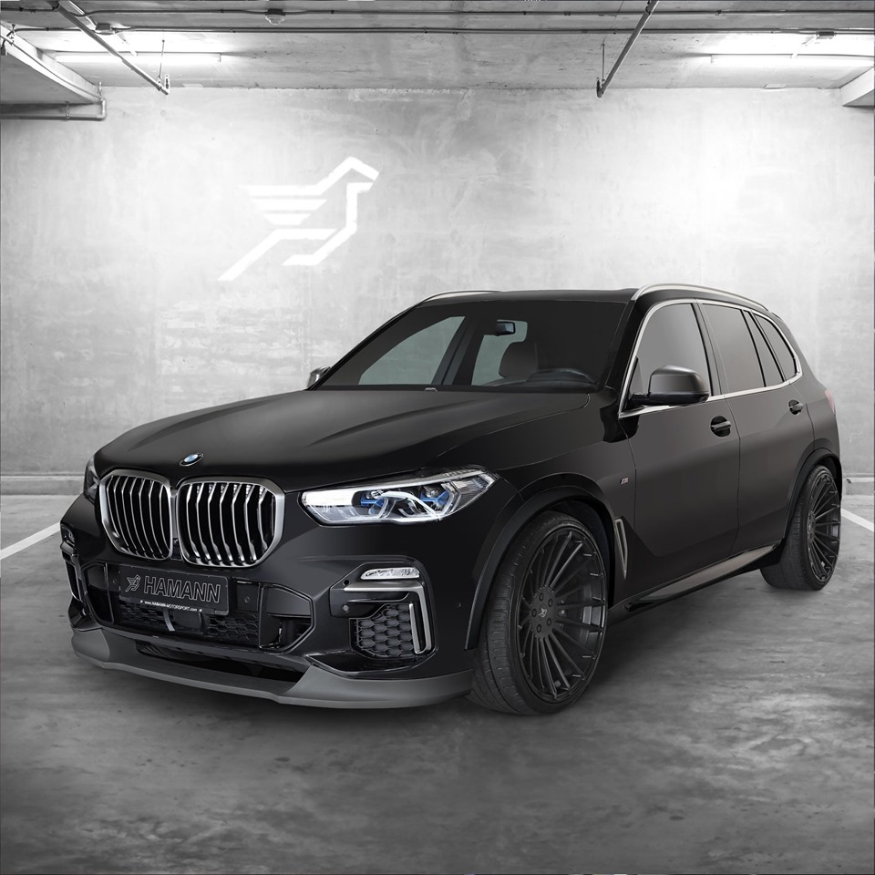 Bmw Tuning Vilner Tuned Bmw 6 Series Bullshark: Flipboard: Hamann Offers Preview Of BMW G05 X5 Tuning Program