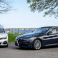 BMW 330i xDrive vs Alfa Romeo Giulia Q4 5 of 37 120x120