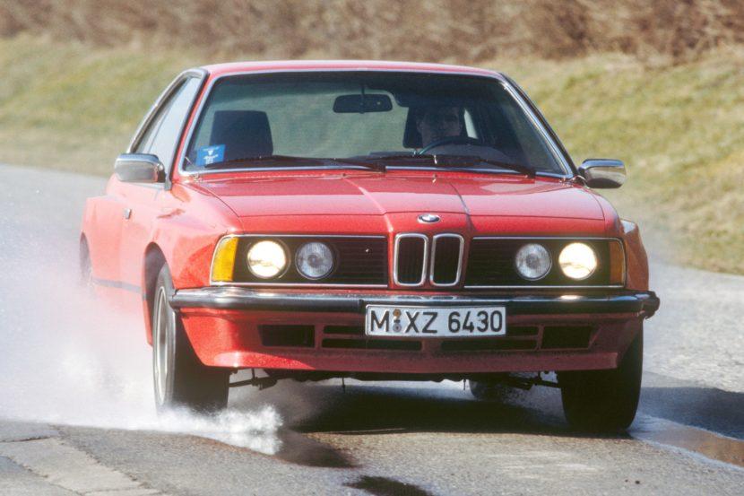 BMW 6 Series E24 V12 830x553