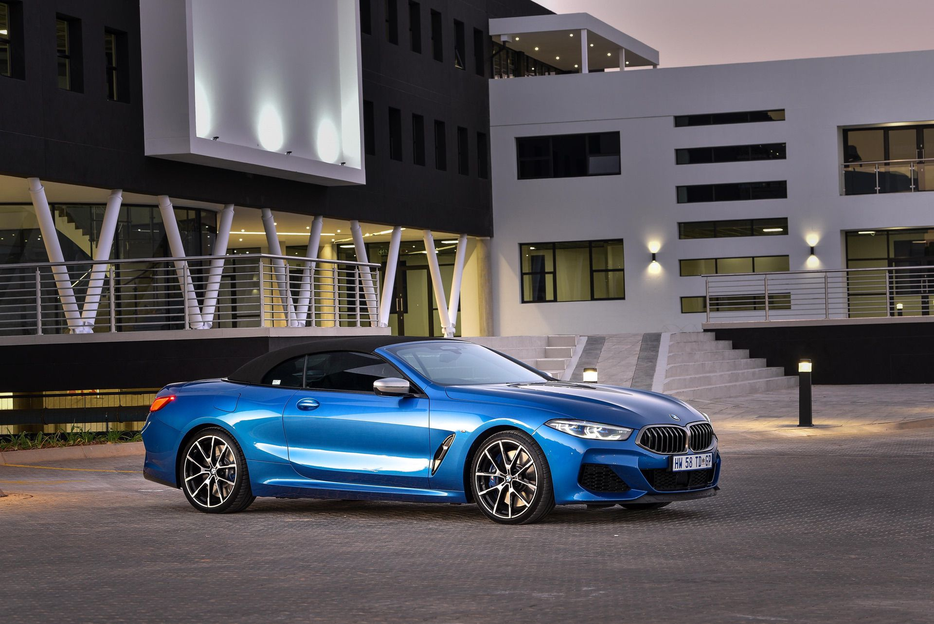 BMW 8 Series Convertible South Africa 14