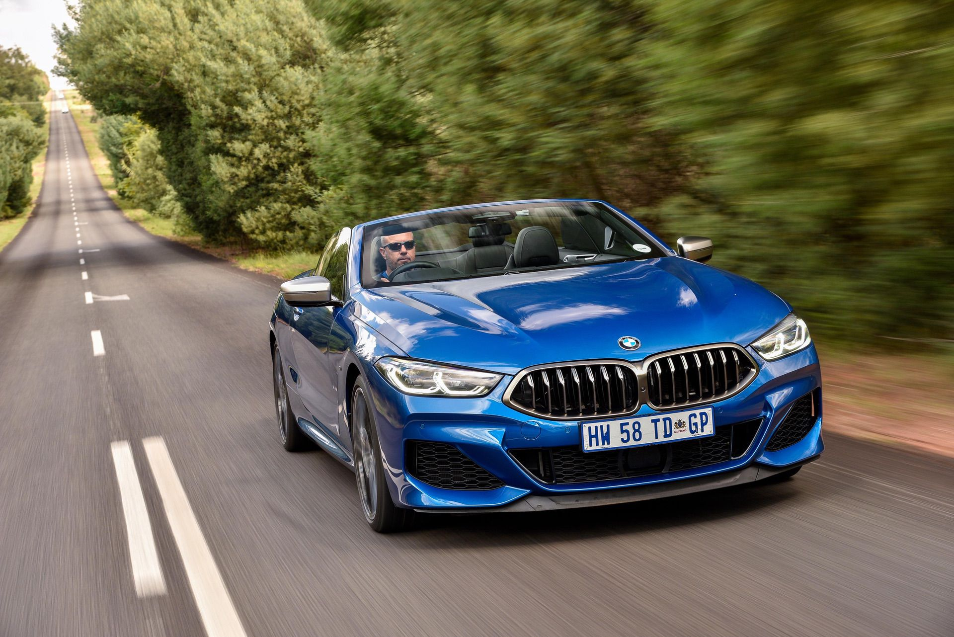 BMW 8 Series Convertible South Africa 47