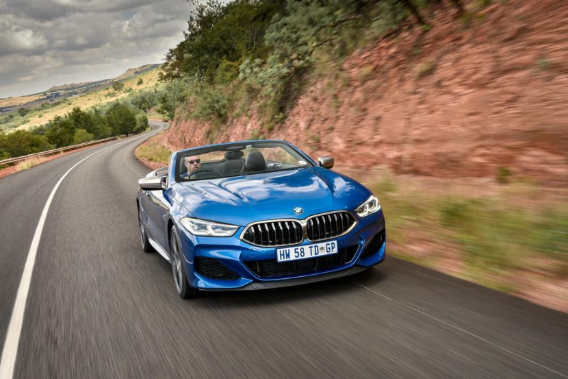 BMW 8 Series Convertible South Africa 52 830x553