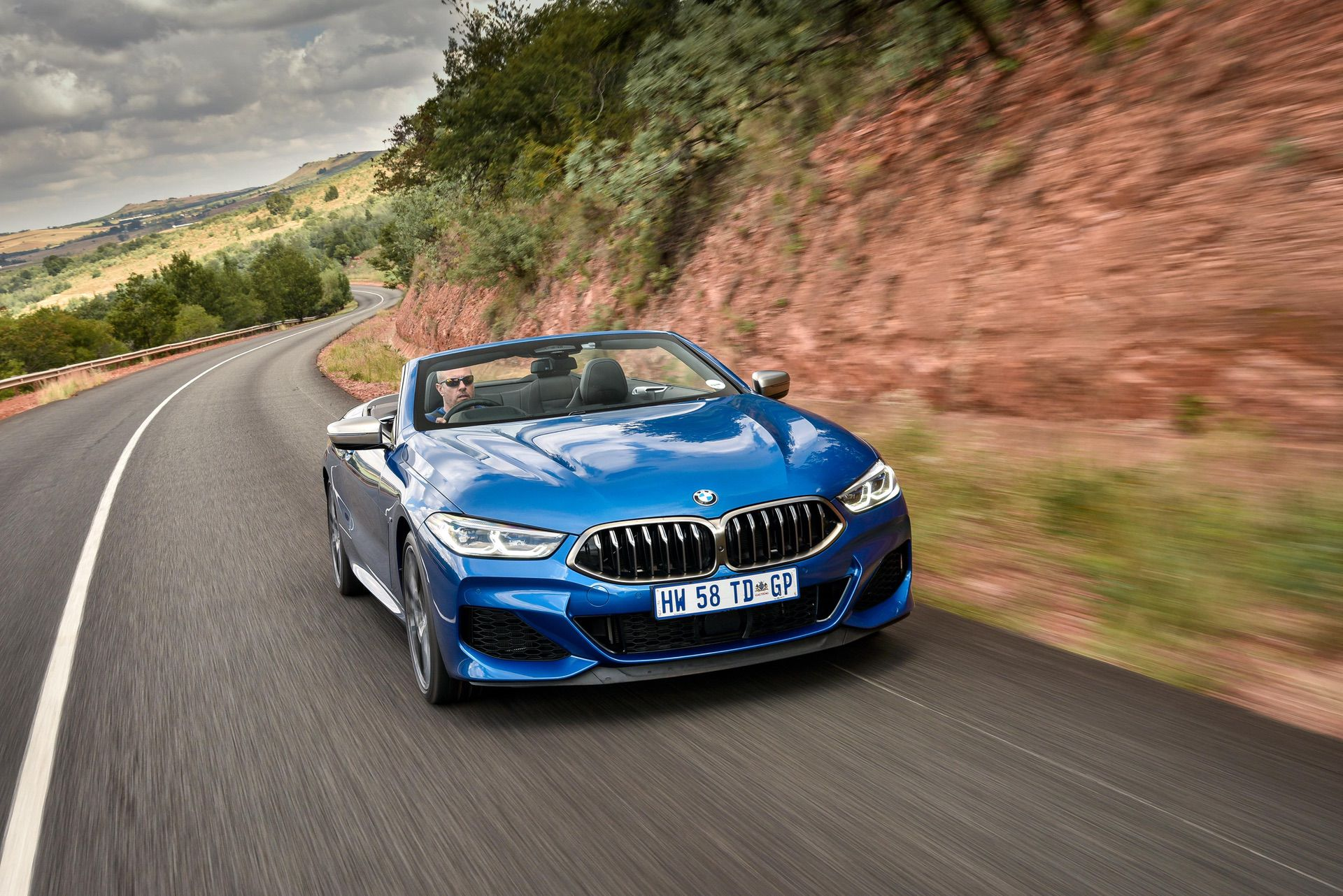 BMW 8 Series Convertible South Africa 52