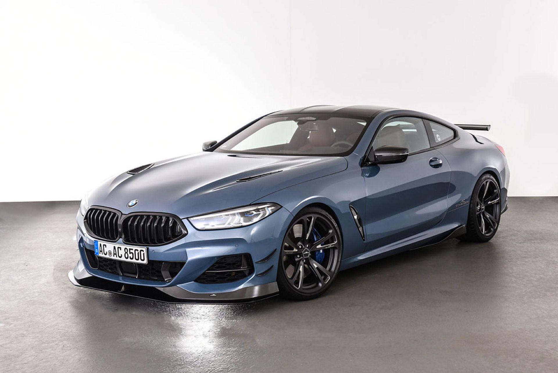 BMW 8 series by AC Schnitzer 01