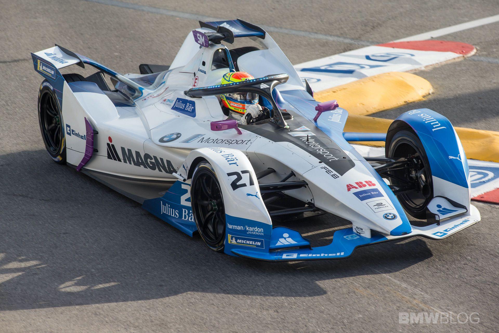 BMW Formula E Monaco 04