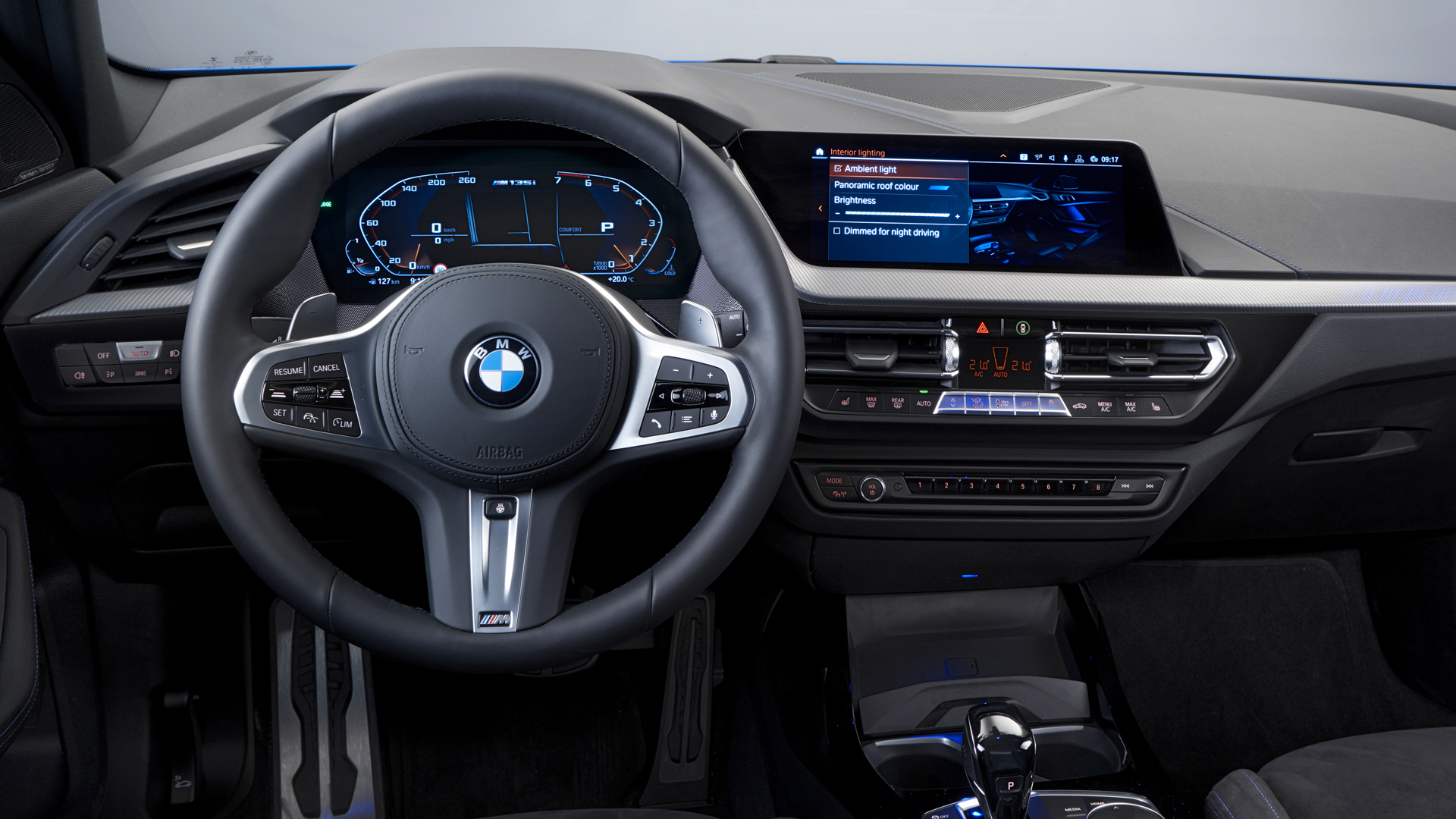 BMW M135i vs Mercedes AMG A35 7 of 10