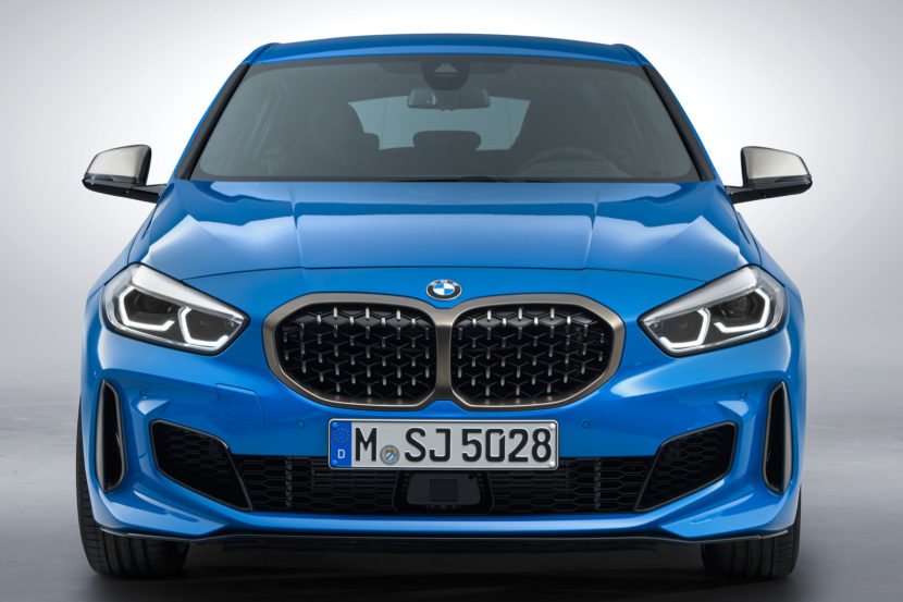 BMW M135i vs Mercedes AMG A35 9 of 10 830x553