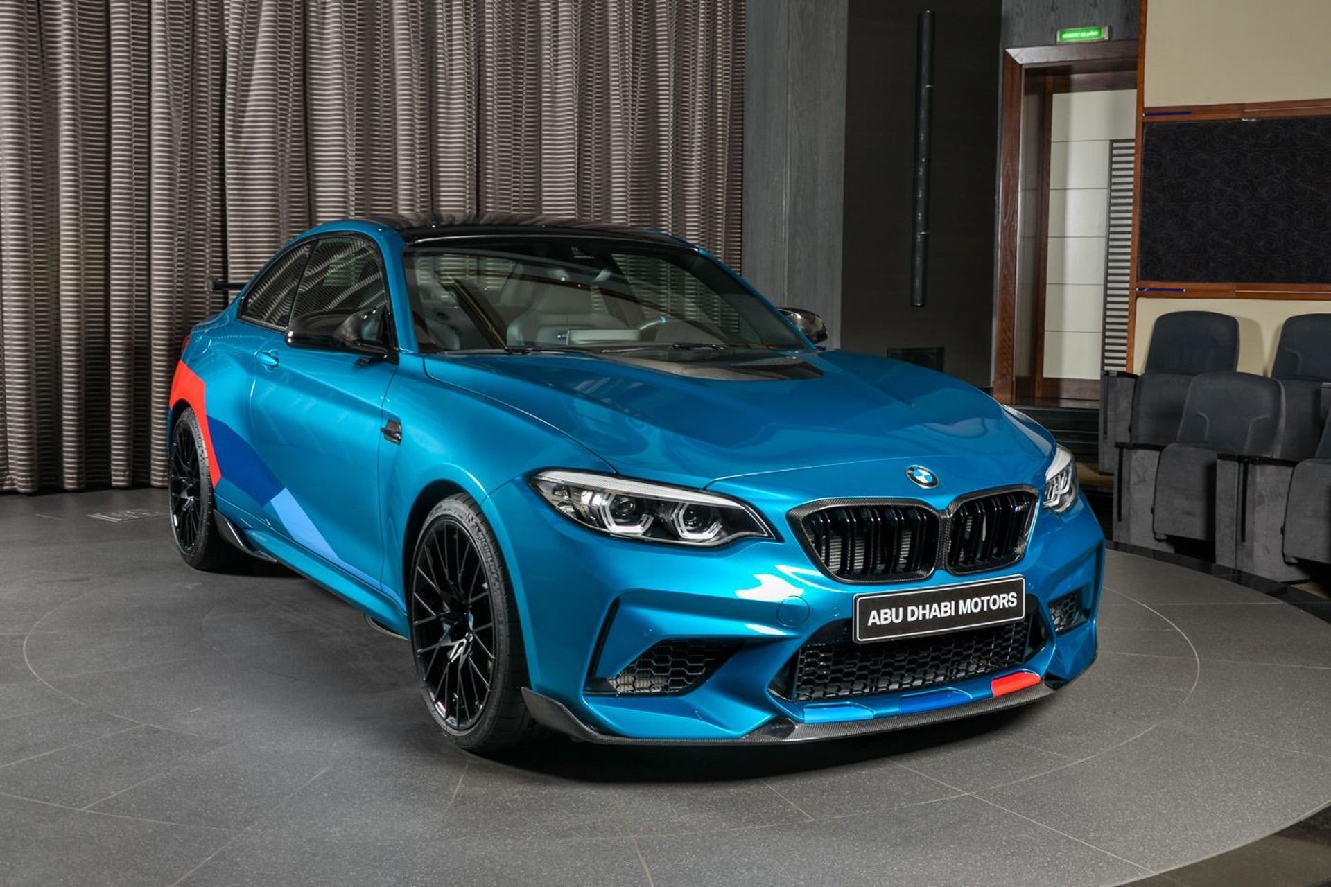 Bmw M2 Competition With M Performance Accessories