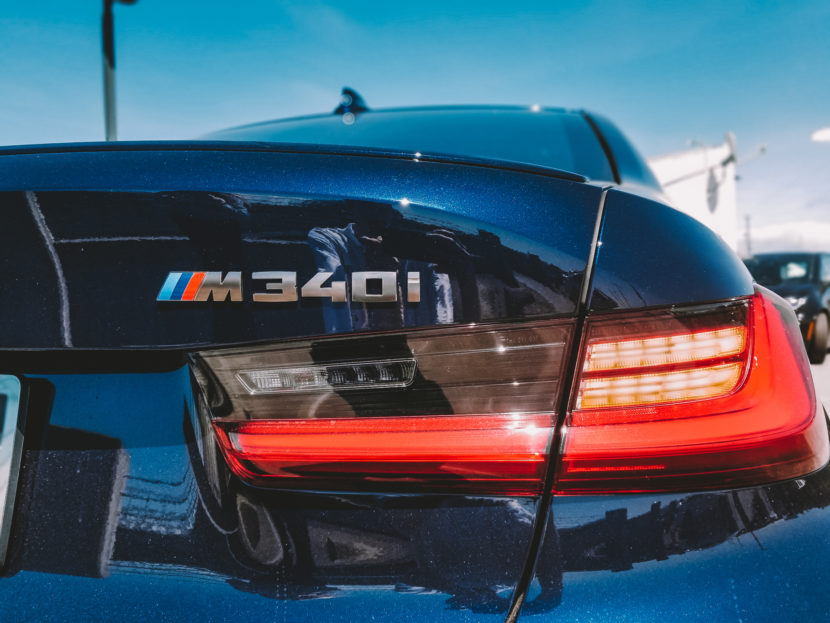 BMW M340i dealership 14 830x623