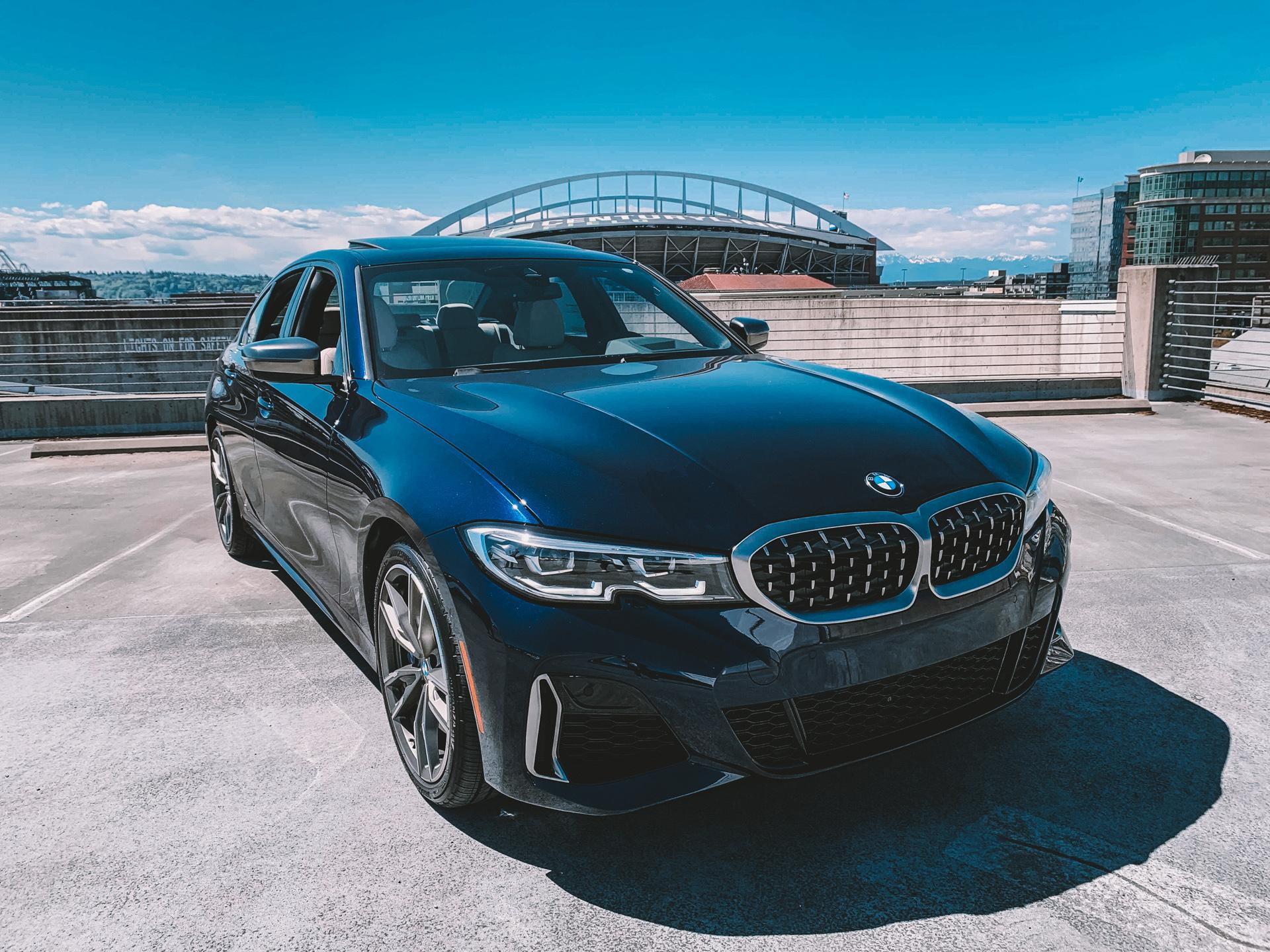 BMW M340i dealership 25