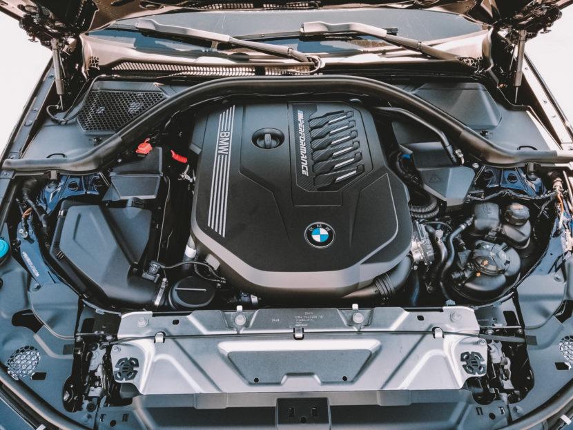 BMW M340i dealership 9 830x623