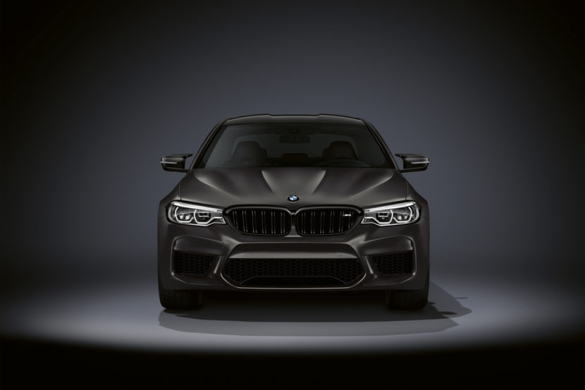 2020 Bmw M5 Edition 35 Years Is A Jahre Lite