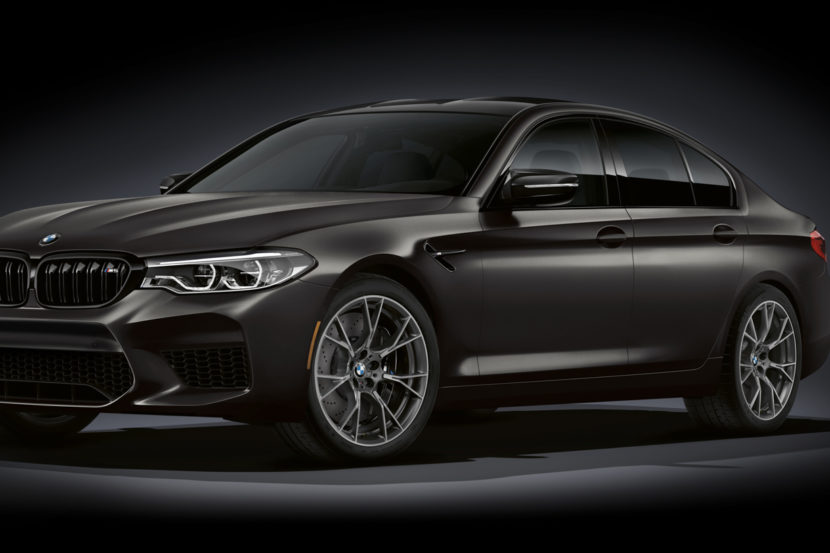 BMW M5 Edition 35 Years 5 of 11 830x553
