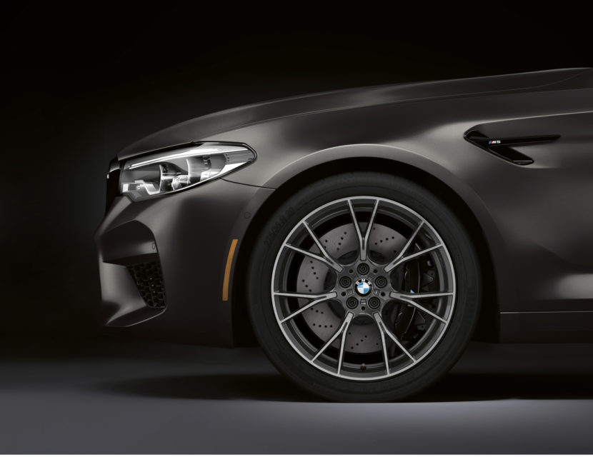 BMW M5 Edition 35 Years 7 of 11 830x640