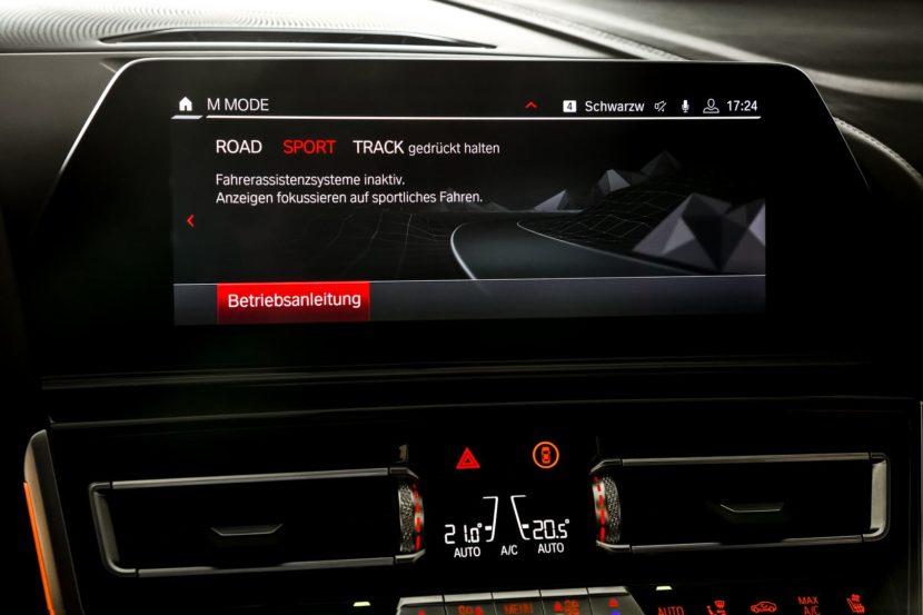 BMW M8 M button 38 830x553