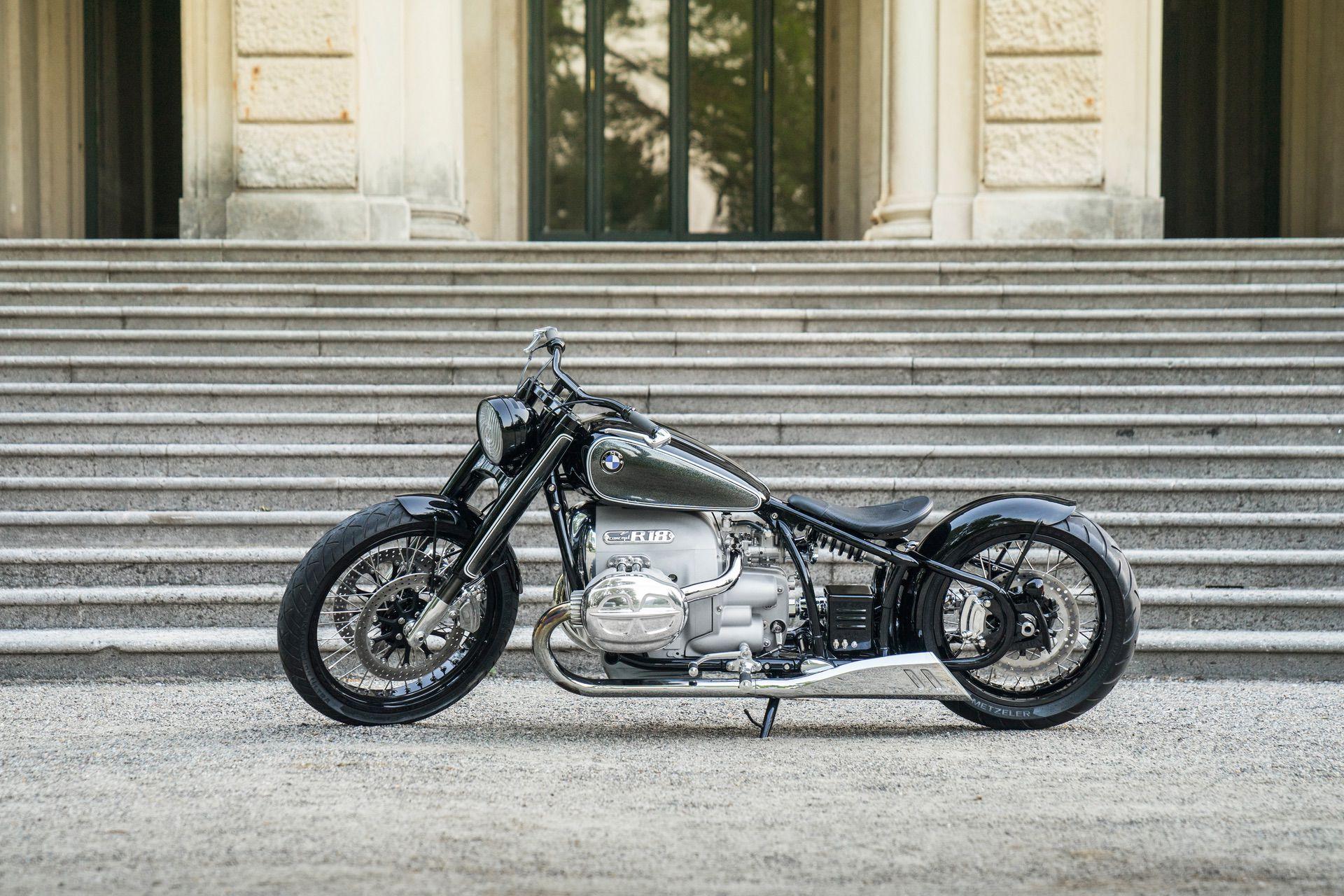 BMW Motorrad Concept R18 17