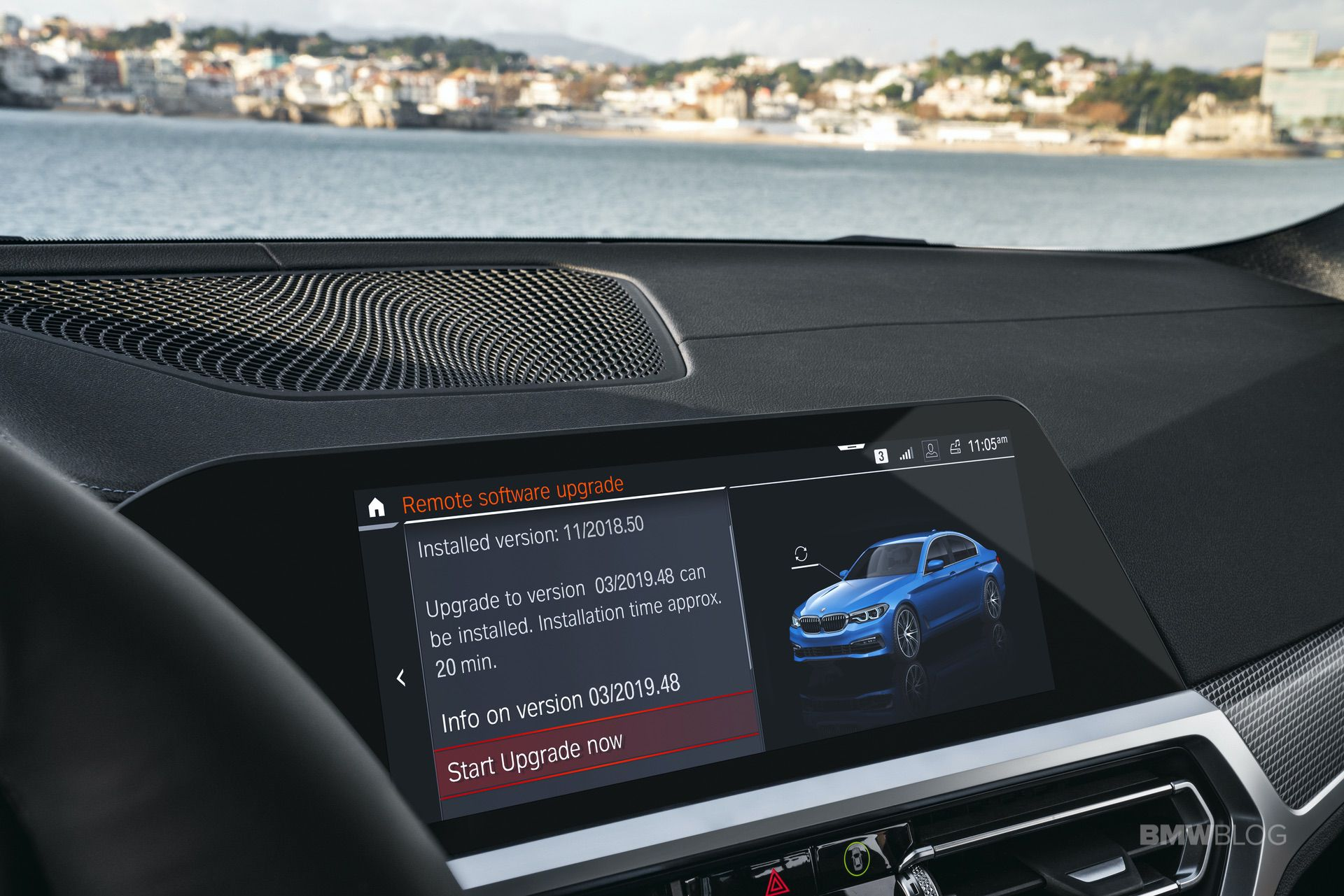 BMW Remote Software Upgrade 03
