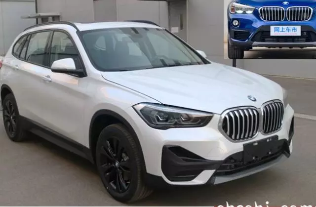 Bmw X1 Lci Facelift Caught Un Camouflaged In New Photos